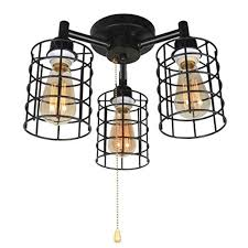 industrial ceiling light with pull chain