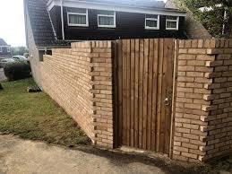 Brickwork Specialists Kent Retaining Garden Walls For Your Back Garden