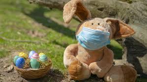 Polizei bestätigt offiziell: Osterhase darf Eier trotz Corona ...
