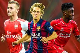Top 100 European Football Prospects Aged Under 21 | Bleacher Report |  Latest News, Videos and Highlights