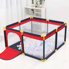 Children S Play Fence Baby Safety Fence Foldable Fence Children S Indoor Fence Toys A In 2020 Travel Systems For Baby Newborn Carseat Baby Playpen