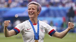 For Marta Vieira there's only one The Best, Megan Rapinoe - AS.com