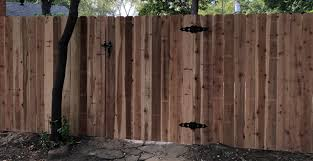 Privacy Wood Fencing A Fence Above The Rest