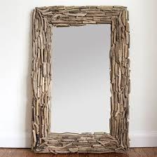 image of large rectangular driftwood