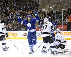 Leafs' Byron Froese has to share spotlight after scoring first NHL goal    The Star