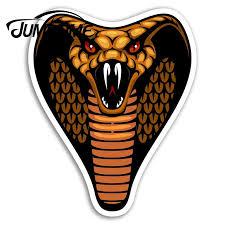 Jump Time For Cobra Snake Vinyl Stickers Car Teen Cool Sticker Laptop Car Decal Window Wiper Trunk Car Styling Car Stickers Aliexpress