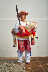 clothing and customs in oaxaca mexico
