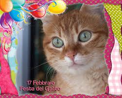 Mondo Gatto: 17 febbraio Festa nazionale del Gatto