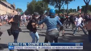 Breaking News delle 17.00 | Ultras e FN, scontri a Roma - Video Tgcom24