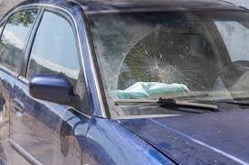 common types of windshield damage