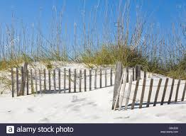 Beach Fences High Resolution Stock Photography And Images Alamy
