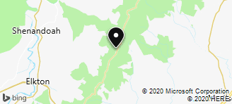 Bearfence Mountain Trail Virginia Bing Maps