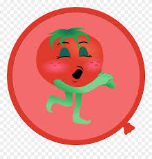 Cartoon Fruit And Vegetable Wall Decals Wall Decal Clipart 1275391 Pinclipart