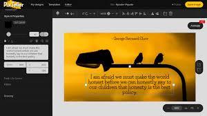 quote maker create custom quote pictures in pixteller
