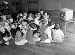 Kids Listening To The Radio Radio