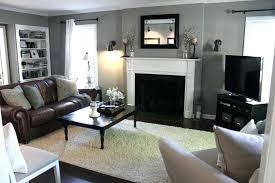 fireplace wall decor living room paint