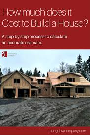 what is the cost to build a house a