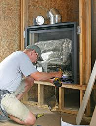 zero clearance fireplaces gas