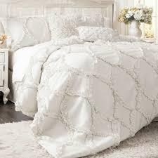 3 piece comforter set antique farmhouse