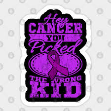wrong kid gifts for cancer patients