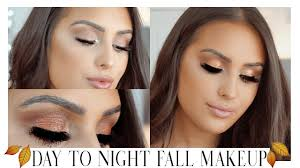 fall makeup tutorial essence