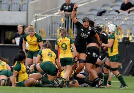 New Zealand lock Charmaine Smith forced to retire through injury | NewsChain