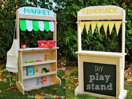play stand ana white