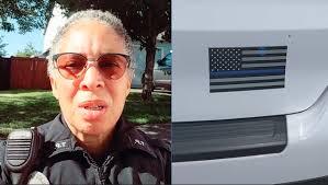 Tacoma Police Cars No Longer Sport Thin Blue Line Stickers Tacoma News Tribune