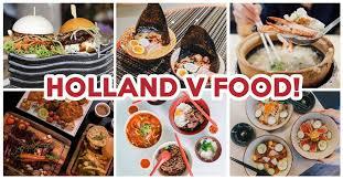 holland village food ramen restaurant
