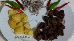 Arnavut Ciğeri Yapılışı - Leziz Yemeklerim