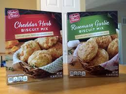 Baker's Corner Cheddar Herb Biscuit Mix ...