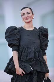ARISA at Padrenostro Premiere at 2020 Venice Film Festival 09/04/2020 –  HawtCelebs