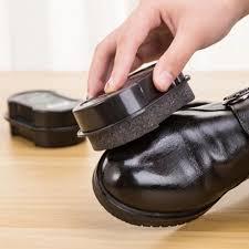 brush cleaner leather polishing