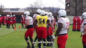 Maryland football 2019 spring practice ...