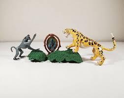 mattel lot of 6 disney s tarzan toys