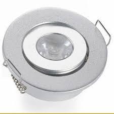 1w 3w mini led downlight white round