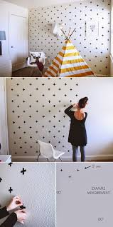 Diy Swiss Cross Painted Room Once Future Home
