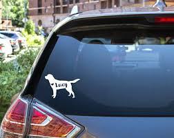 Items Similar To German Shepherd Mac Laptop Decal Personalized Labrador Sticker Dog Silhouette Vinyl Sticker Dog Sticker Laptop Decal Apple Decal On Etsy
