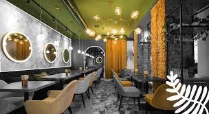 12 restaurant design decor ideas to