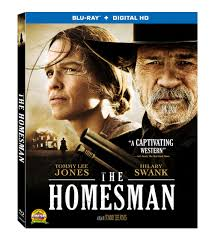 Tommy Lee Jones's 'The Homesman' Coming to Blu-ray