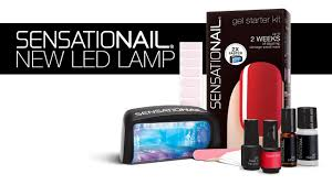 new 2x faster sensationail led l