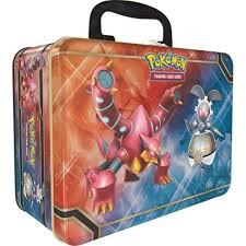 Pokemon Trading Card Game 2016 Collectors Chest Volcanion, Magearna Shiny  Mega Gengar-EX Tin Set Pokemon USA - ToyWiz