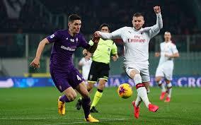Serie A, Fiorentina-Milan 1-1: Pulgar su rigore risponde a Rebic ...