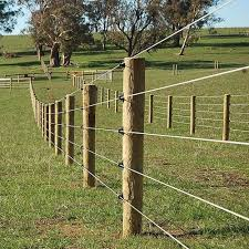 Electrobraid Electric Horse Fence Horse Fencing Livestock Fence Farm Fence