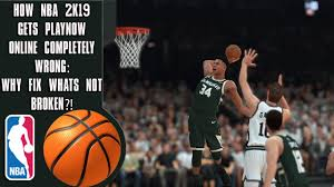 how nba 2k19 gets playnow