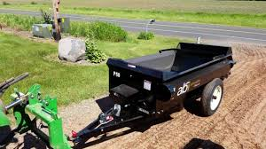 best small farm manure spreader you