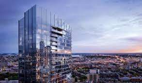 Raffles hotel coming to Boston via new Back Bay tower - The Boston Globe