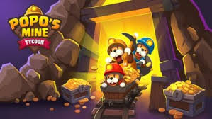 Download Popo's Mine - Idle Miner Tycoon 1.3.12 HACK/MOD Gold ...