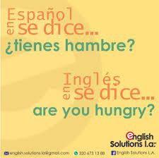 no tienes que ser bilingüe para hablar