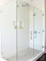 shower enclosure or tub surround